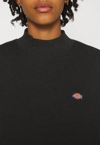 Dickies - OAKPORT HIGH NECK - Sweatshirt - black - 5