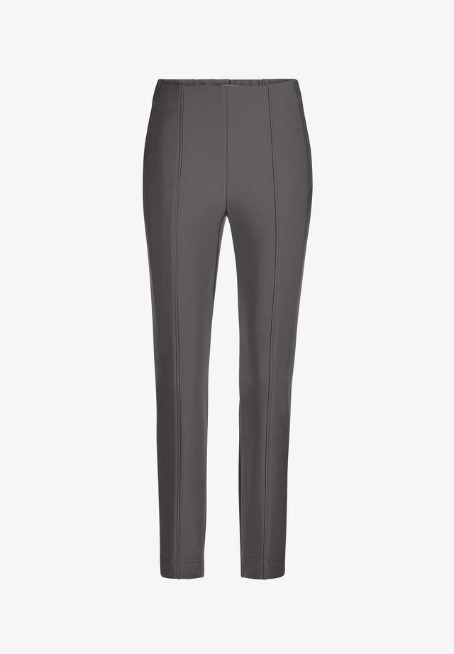 ISABEL-720 63713 HOSE THERMOJERSEY - Leggings - Trousers - anthrazit