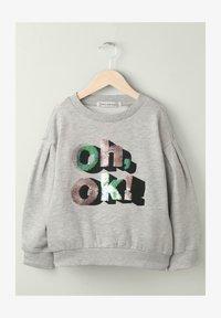 Next - Sweatshirt - grey - 0