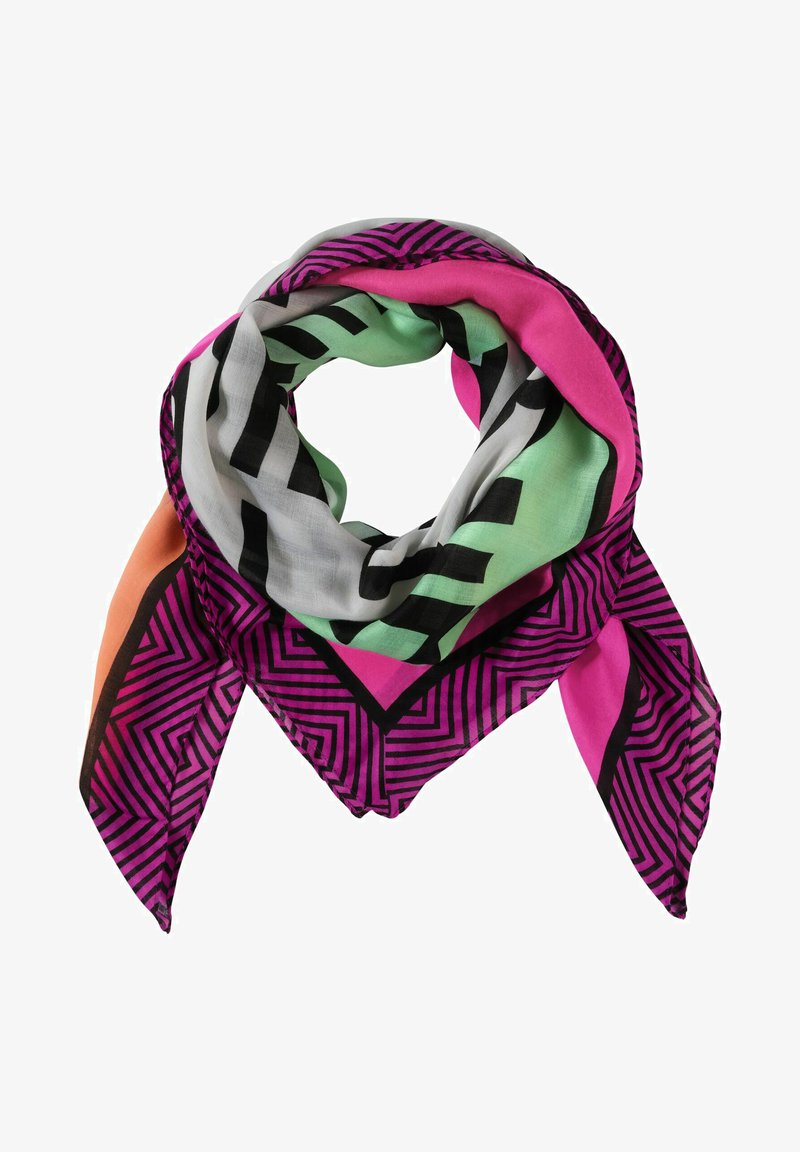 Street One - Scarf - pink
