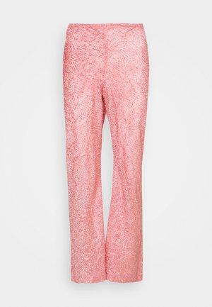 KERSTI PANT - Trousers - pink