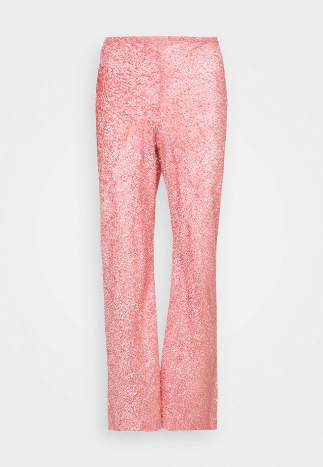 KERSTI PANT - Pantalones - pink