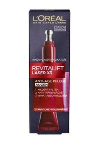 L'Oréal Paris - REVITALIFT LASER X3 EYE - Eyecare - - - 3