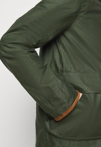 Barbour - VICTORIA WAX - Parka - duffle bag/ancient - 5