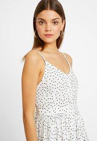Superdry - AMELIE CAMI DRESS - Shirt dress - white - 4