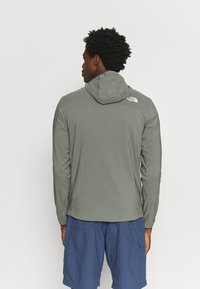 The North Face - NIMBLE HOODIE - Soft shell jacket - agave green - 2