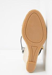 Ted Baker - SELANAE - Højhælede sandaletter / Højhælede sandaler - natural - 6