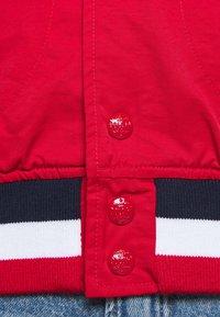 Polo Ralph Lauren - VARSITY - Blouson Bomber - red - 5