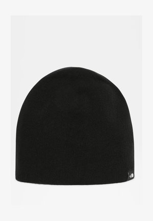 ACTIVE TRAIL BEANIE - Huer - tnf black