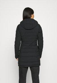 Abercrombie & Fitch - PUFFER - Classic coat - black - 2
