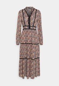 Vero Moda - VMBELLA TIE DRESS - Day dress - ombre blue - 3