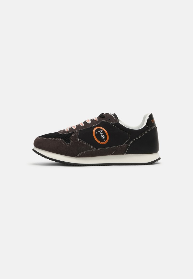 Trussardi - ABAX PRINT MIX - Sneakers - black