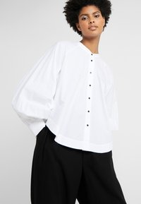 Rika - JOAN - Button-down blouse - white - 3