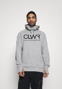 COLOURWEAR - BOWL HOOD - Sweater - grey - 0