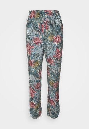 PANT VIS DAHLIA JUNGLE - Pyjama bottoms - green