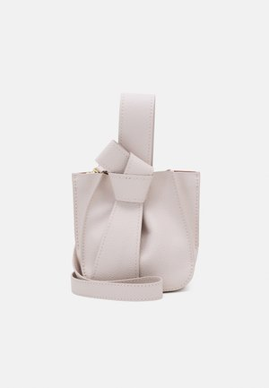 ANTHEA WRISTLET CROSSBODY - Handbag - rose quartz