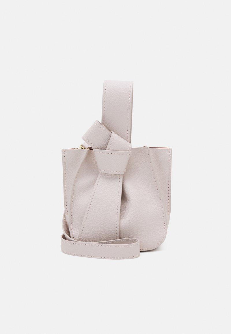 ZAC Zac Posen - ANTHEA WRISTLET CROSSBODY - Handbag - rose quartz