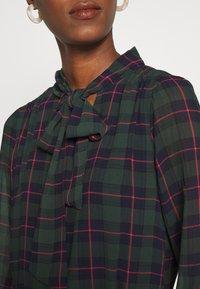 J.CREW TALL - JULIETTE DRESS - Blusenkleid - blackwatch - 5