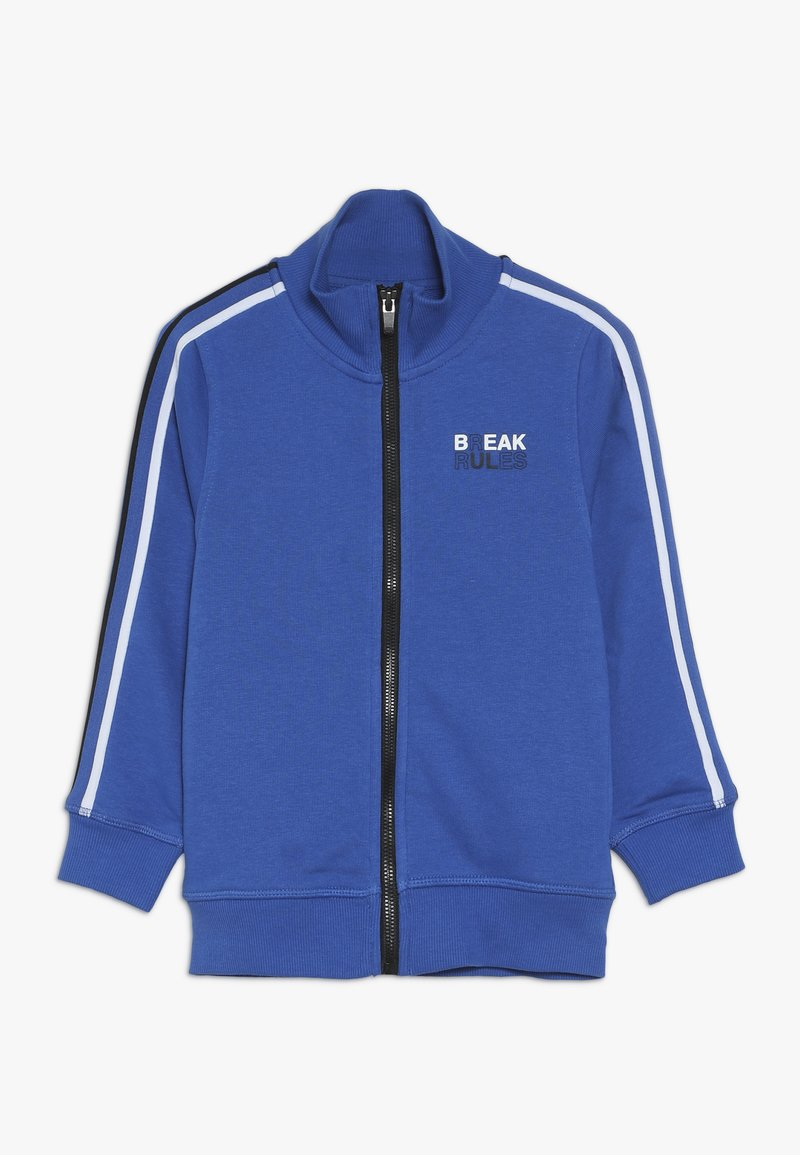 OVS - FULL ZIP - Zip-up hoodie - baleine blue