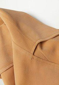 Mango - Trenchcoat - brown - 6