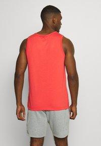 Nike Performance - TANK ATHLETE - Sports shirt - track red - 2