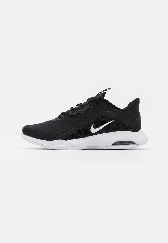 AIR MAX VOLLEY CLAY - Tennisschoenen voor kleibanen - black/white