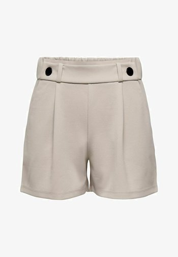NOOS - Shorts - chateau gray black button