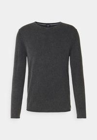 JOOP! Jeans - HOLDEN - Strickpullover - black - 4