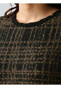Alba Moda - Sweatshirt - schwarz,camel - 4