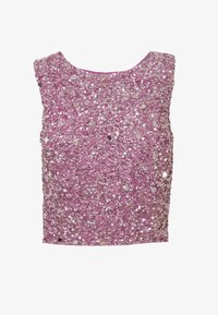 Lace & Beads Tall - PICASSO - Top - lilac - 5