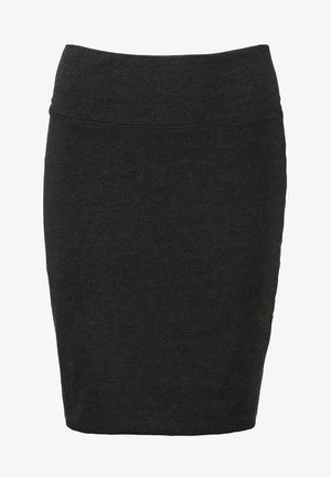 PENNY  - Pencil skirt - mouse grey melange