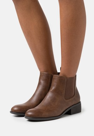 MAPLE CHELSEA - Ankle boots - tan