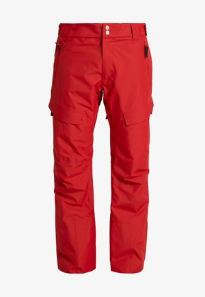 TILT PANT - Skibroek - falu red