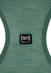 super.natural - MERINO TANKTOP W JONSER TANK - Sports shirt - blau - grün - 2