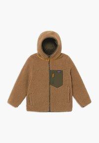 Patagonia - BOYS' REVERSIBLE READY FREDDY HOODY - Winter jacket - basin green - 2