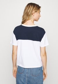 Hollister Co. - SPORTY - Print T-shirt - navy - 2