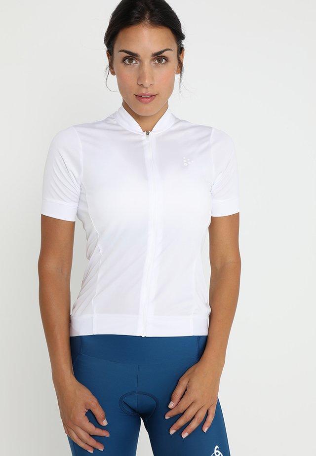 ESSENCE - T-shirt basic - white