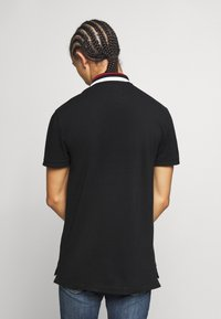 Tommy Jeans - CLASSICS TIPPED - Polo shirt - black - 2