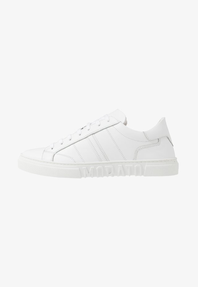 INK STRIKE - Sneakers laag - white