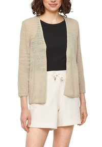 QS by s.Oliver - Cardigan - beige - 6