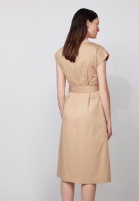 BOSS - DOMATO - Day dress - beige - 2