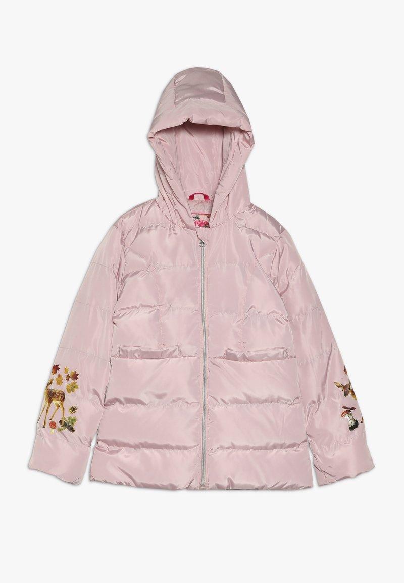 Lemon Beret - SMALL GIRLS JACKET - Winter jacket - english rose