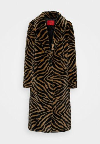 MARINAKI - Classic coat - brown