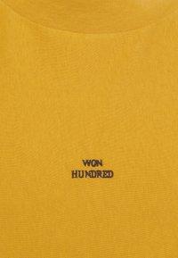 Won Hundred - BROOKLYN - Jednoduché triko - dried tobacco - 2