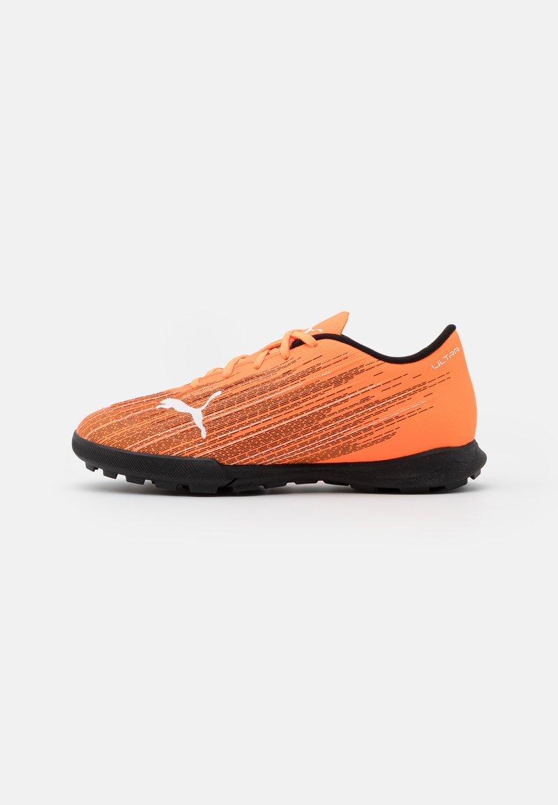 Puma - ULTRA 4.1 TT JR UNISEX - Astro turf trainers - shocking orange/black