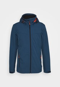 Icepeak - BIGGS - Soft shell jacket - blue