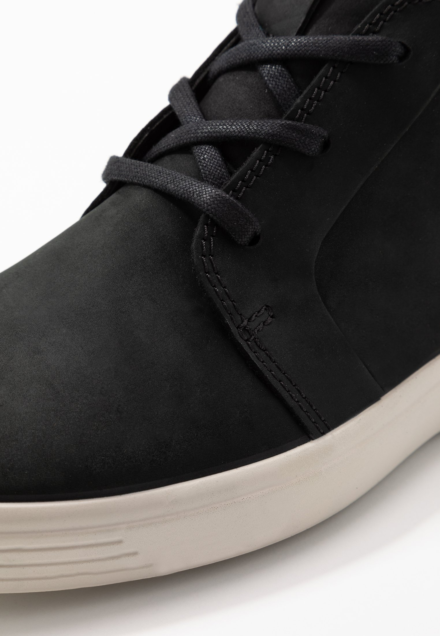 Ecco Soft 7 - Sneakers High Black