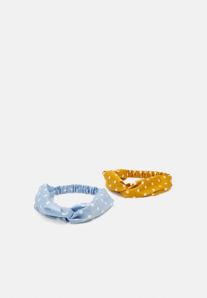 ONLSOFIA HAIRBAND 2 PACK - Accessori capelli - allure/nugget gold