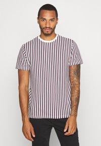 Topman - Print T-shirt - multicoloured - 0