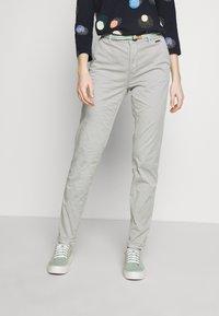 Esprit - SLIM - Chinos - light grey - 0